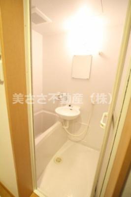 【浴室】リヴァービューテラス