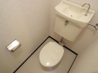【トイレ】正雀グランドハイツ北