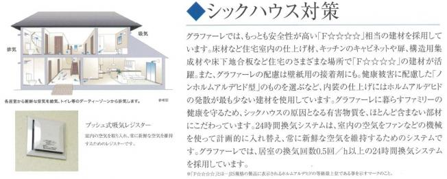 【その他】我孫子市湖北台18期 新築戸建 1号棟
