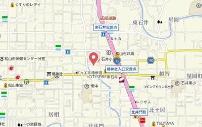 【地図】フローレンス