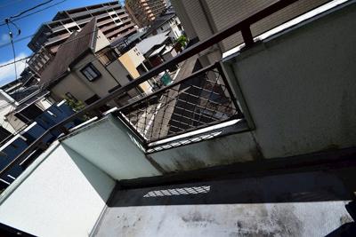 【バルコニー】ユーカリハウス