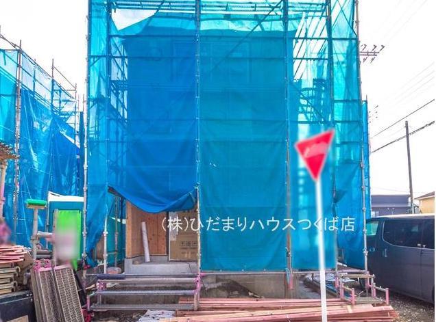 【前面道路含む現地写真】我孫子市湖北台18期 新築戸建 2号棟