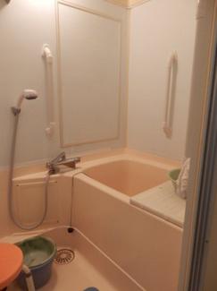 【浴室】成田中央公園スカイハイツB棟