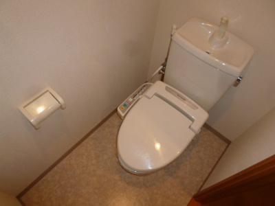 【トイレ】デイアコート白川