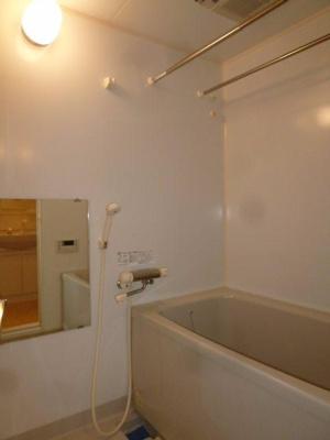 【浴室】デイアコート白川