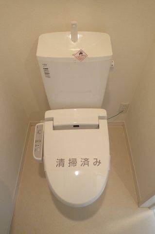 人気のシャワートイレ・バストイレ別です♪トイレが独立していると使いやすいですよね☆※参考写真※