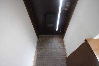 【玄関】ワコーレグリーンコート芦屋