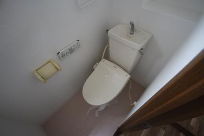 【トイレ】ワコーレグリーンコート芦屋