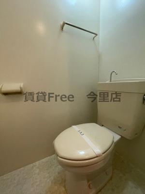 【トイレ】ハイツタカギシ 仲介手数料無料