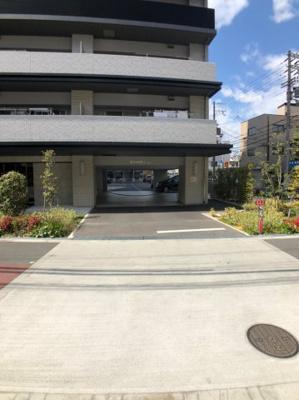 【駐車場】カサーレマークスクエア