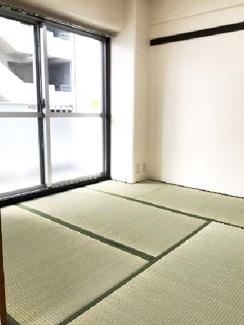 【和室】天王寺スカイハイツ