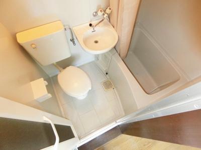 【浴室】グランディハイツ九十九里C棟