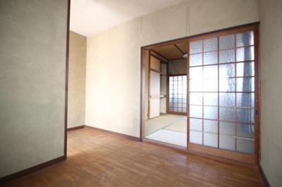 【洋室】三村アパート