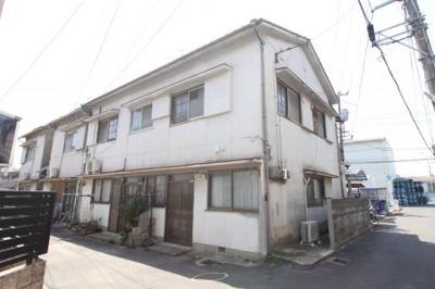 【外観】三村アパート