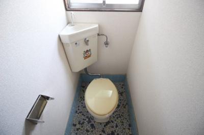 【トイレ】三村アパート