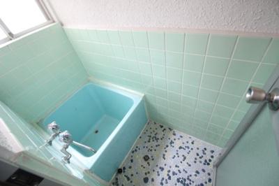 【浴室】三村アパート