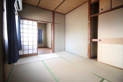 【和室】三村アパート