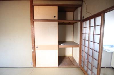 【収納】三村アパート
