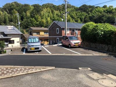 【外観】久保駐車場Ⅰ・Ⅱ