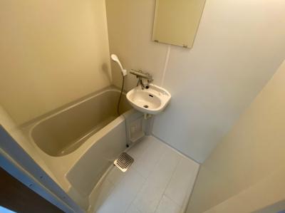 【浴室】松下ハイツ瑞穂通
