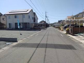 【土地図】SUNタウン北畑A号地