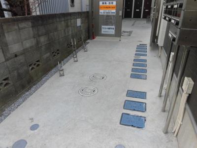 【エントランス】アイコート高円寺北 918787
