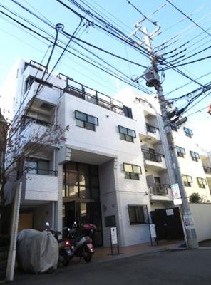 【外観】ライオンズマンション東高円寺