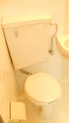 【トイレ】ライオンズマンション東高円寺