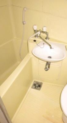 【浴室】カーサ幡ヶ谷