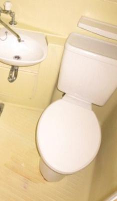 【トイレ】カーサ幡ヶ谷