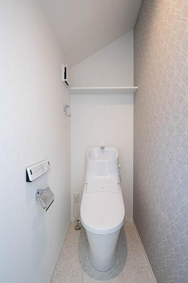 【トイレ】本山北町5丁目Ⅱ 3号地 新築戸建