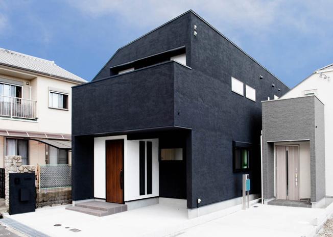 【外観】本山北町5丁目Ⅱ 3号地 新築戸建