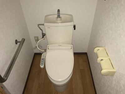 【トイレ】ワッフルハイツ