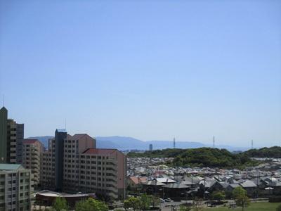 【展望】プラウドシティ神戸西神南