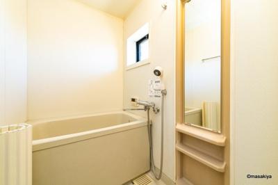 【浴室】フレマリール若宮 D