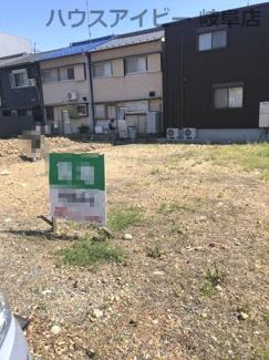 岐阜市祈年町 売地 岐阜駅まで徒歩16分、加納駅まで徒歩4分!建築条件はありません!