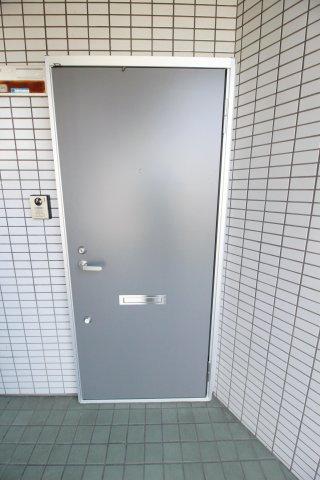 【玄関】八尾壱番館