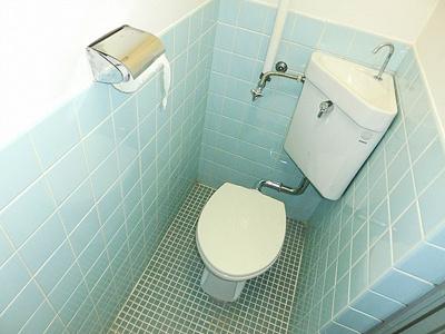 【トイレ】藤和マンション