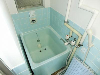 【浴室】藤和マンション