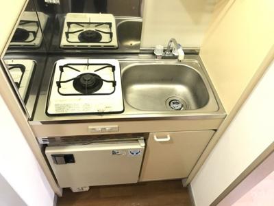 【キッチン】エルガーデン