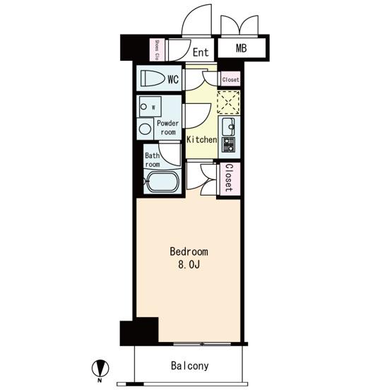 6階建てマンション