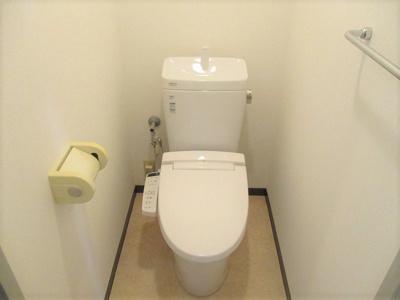 【トイレ】垂水五色山アーバンライフ