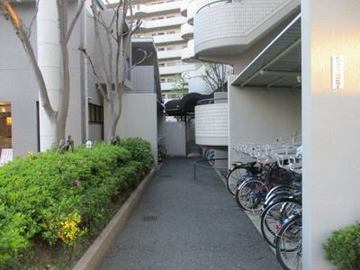 【駐輪場】垂水五色山アーバンライフ