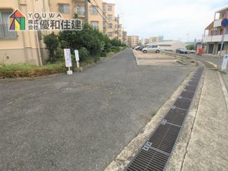 【駐車場】伊川谷住宅 5号棟
