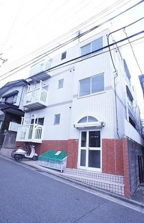 【外観】《満室高稼働中!》川崎市多摩区東三田3丁目一棟マンション