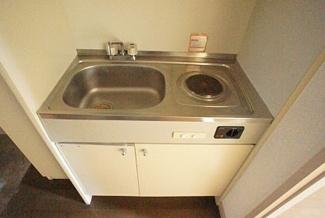 【キッチン】《満室高稼働中!》川崎市多摩区東三田3丁目一棟マンション