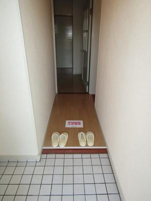 【玄関】ランドスケープANDOⅠ