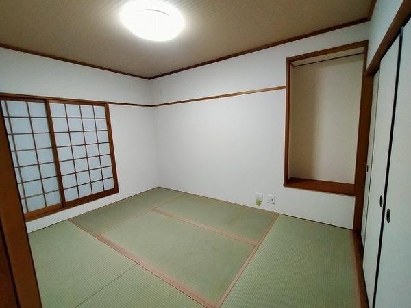 2階6帖の和室♪