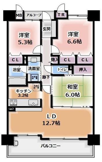 東急ドエル・アルス和泉中央 中古マンション
