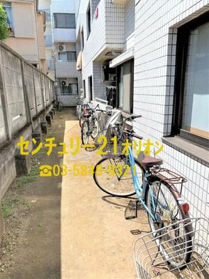【その他共用部分】コスモプラザ富士見台(フジミダイ)